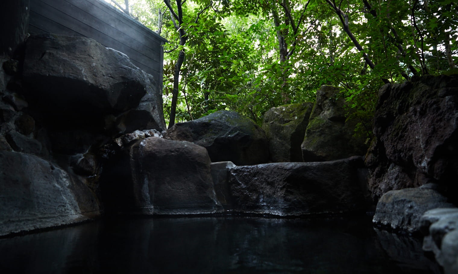 草庵秋桜 露天風呂付き客室